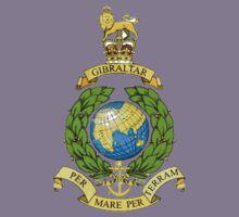 Royal Marines Emblem Kids Tee