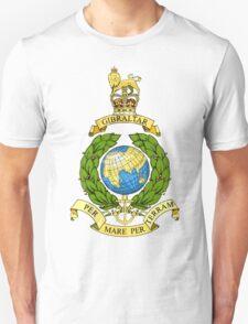 Royal Marines Emblem T-Shirt
