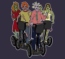Zombies on Segways Unisex T-Shirt