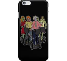 Zombies on Segways iPhone Case/Skin