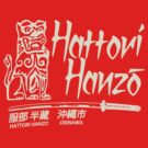 Hattori Hanzo T-Shirt by theycutthepower