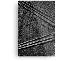 Wire  Metal Print