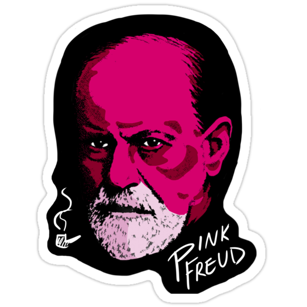 Pink Freud by Ineffable