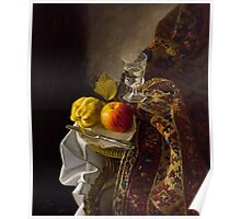 Quince & Apple Poster