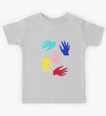 HANDS TEE/BABY GROW Kids Tee