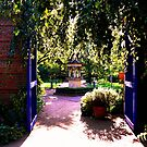 English Garden entrance by dandefensor
