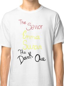 Two sides of Emma Swan Classic T-Shirt