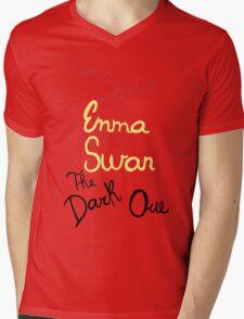 Two sides of Emma Swan Mens V-Neck T-Shirt