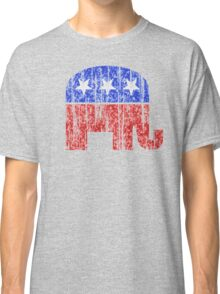 Republican Party Elephant Vintage Classic T-Shirt