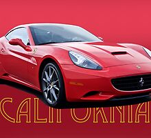 2015 Ferrari California VSII by DaveKoontz
