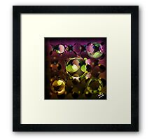 Wake up in the Morning, get something for the Pot... Framed Print