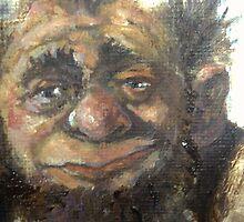 A dwarf,still in progress by MrLone