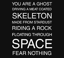 You Are A Ghost Floating Through Space Unisex T-Shirt