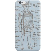 Need a dispencer here... iPhone Case/Skin