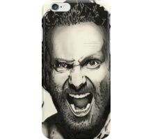 Rick Is Mad... iPhone Case/Skin