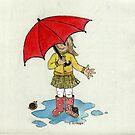 Standing in the Rain by Cherie Roe Dirksen