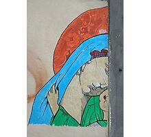 Florentine Graffiti Photographic Print