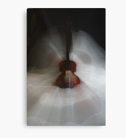 The sound of music Canvas Print