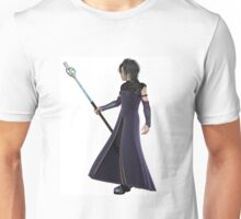 Young Male Elven Sorcerer Unisex T-Shirt