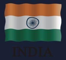 Indian flag Kids Clothes