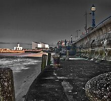 Margate Harbour HDR by Geoff Carpenter