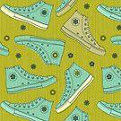 shoes postcard by Anastasiia Kucherenko