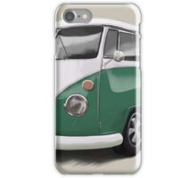 Volkswagen T1 Bus -Love iPhone Case/Skin