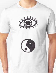 Ying Eye Yang Unisex T-Shirt