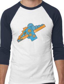 Vector Men's Baseball ¾ T-Shirt