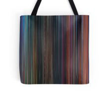 Moviebarcode: Hercules (1997) Tote Bag