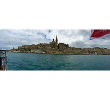 Valletta, Malta Photographic Print