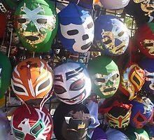 Mexican Wrestling by westcountyweste