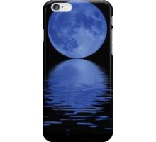 Blue Moon iPhone Case iPhone Case/Skin