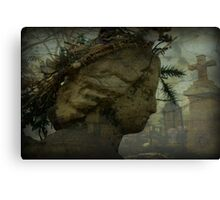 Old Ghost Canvas Print