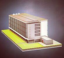 Architecture - Bauhaus School by Neil Stratford