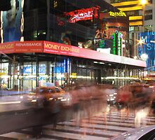 Times Square by jackbooth28