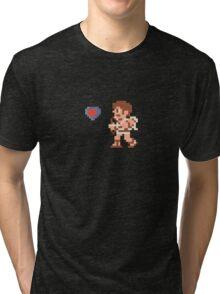 Kid Icarus Tri-blend T-Shirt