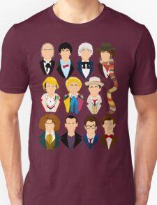 The Eleven Doctors  T-Shirt