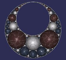 Apollonian Necklace II by Ross Hilbert