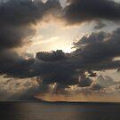 Impressions of the sky 1 - Impresiónes del cielo  by Bernhard Matejka