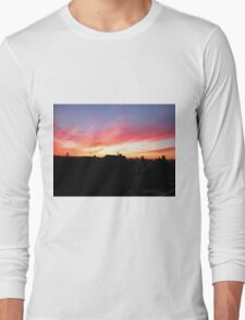 street sky Long Sleeve T-Shirt