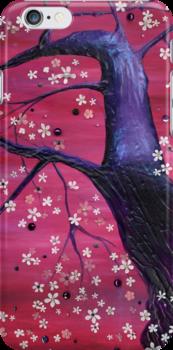 Black Cherry by Genevieve  Cseh
