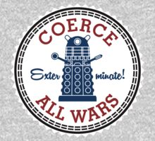 Coerce All Wars (clean) One Piece - Short Sleeve