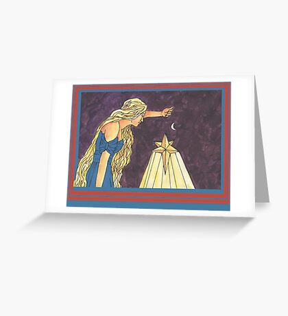Stella Umbra  Greeting Card