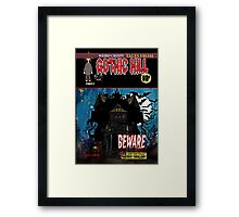 Gothic Hill No 20 Framed Print