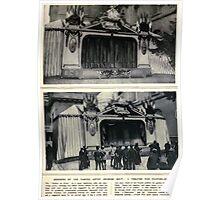 Georges Scott Theatre Du Front 1916 P293 Poster
