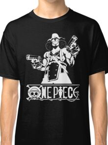 Guns And Usopp (Custom Funny) Classic T-Shirt