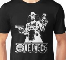 Guns And Usopp (Custom Funny) Unisex T-Shirt