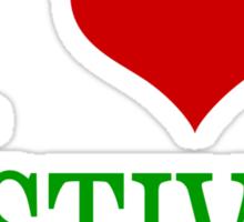 I Love Festivus Sticker