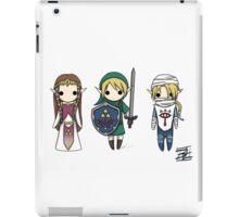 Legend of Minis iPad Case/Skin